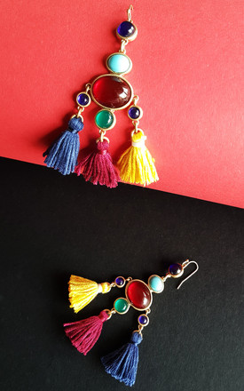 Ain't My Fault Earrings by KITES AND BITES Product photo