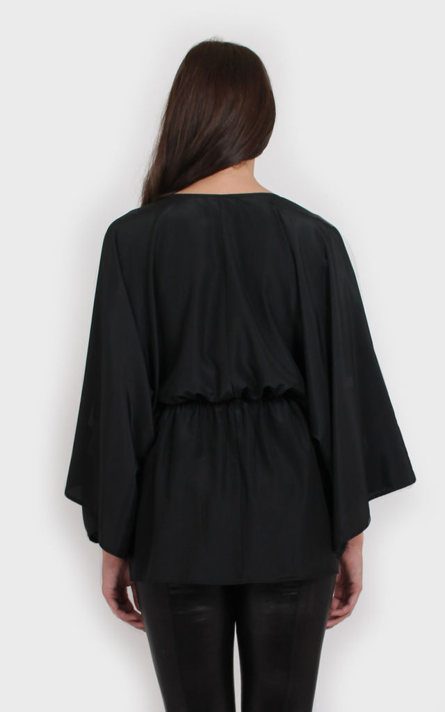 Diana Top Black by Bullet