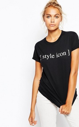 Style Icon T-Shirt by Adolescent Clothing