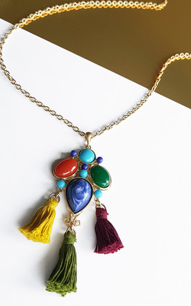 Ain't My Fault Necklace by KITES AND BITES Product photo
