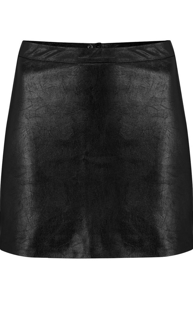 Harley Skirt in Black by Dancing Leopard