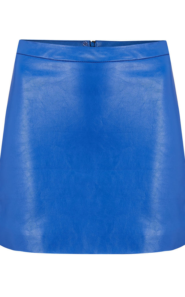 Harley Skirt in Electric Blue image