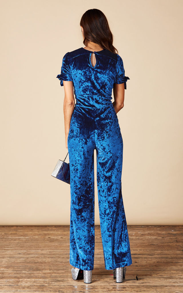 Roscoe Jumpsuit in Blue image