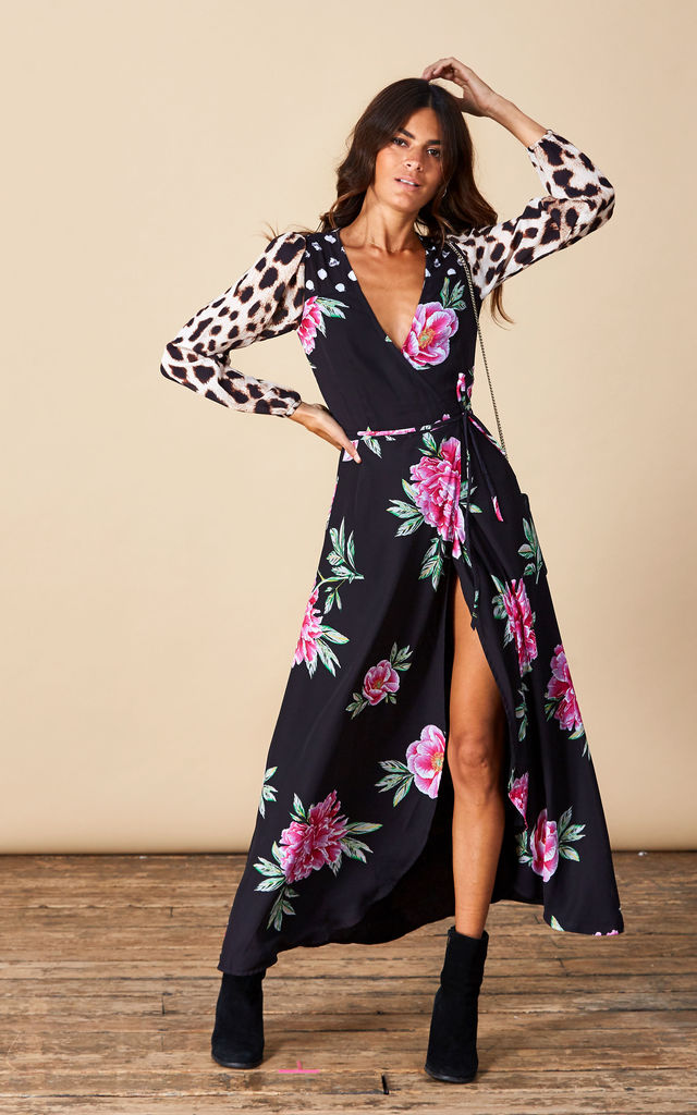 Jagger Maxi Print Mix by Dancing Leopard