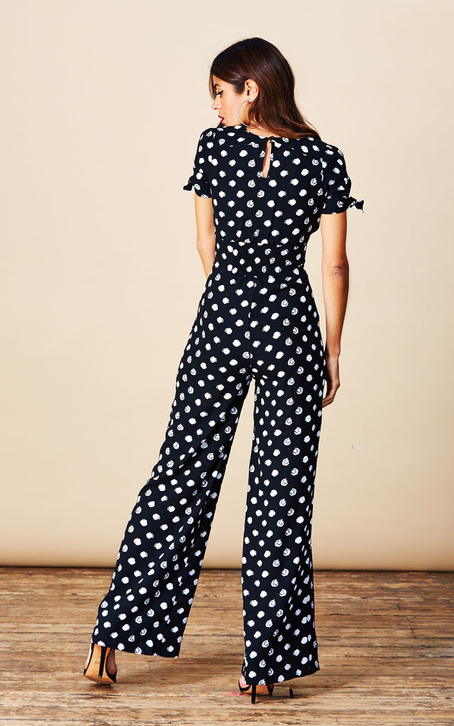 Roscoe Jumpsuit in Painted Dot image