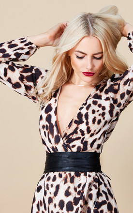 Harley Belt in Black by Dancing Leopard