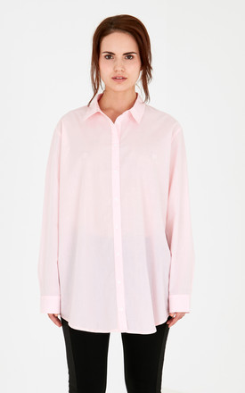 Pink Poplin Shirt by No Ordinary Suit