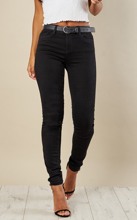 SKINNY BLACK JEANS by VM