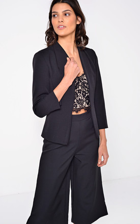 Riley Blazer in Black by Marc Angelo