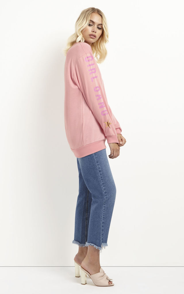 Girl Gang Jumper by Adolescent Clothing