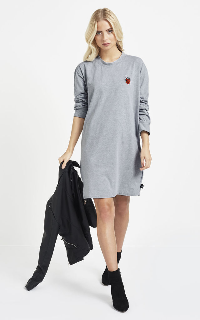 Lady Bird T-Dress by Adolescent Clothing