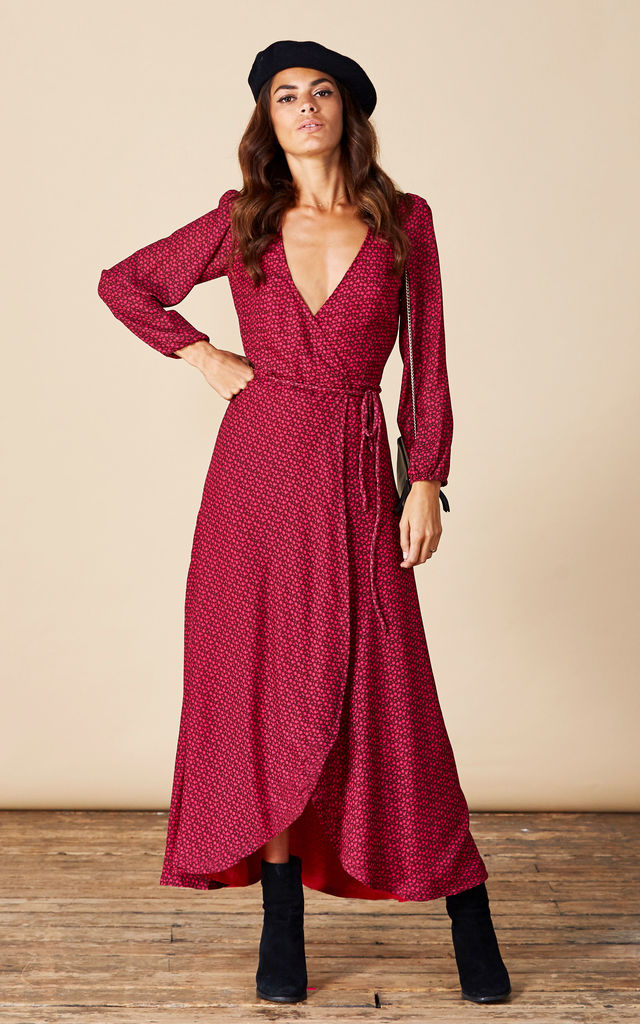 Jagger Maxi In Wine Pepper image