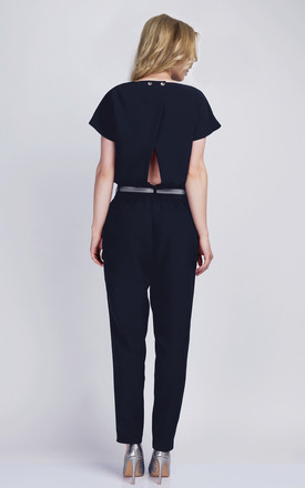 Jumpsuit with sexy back by Lanti