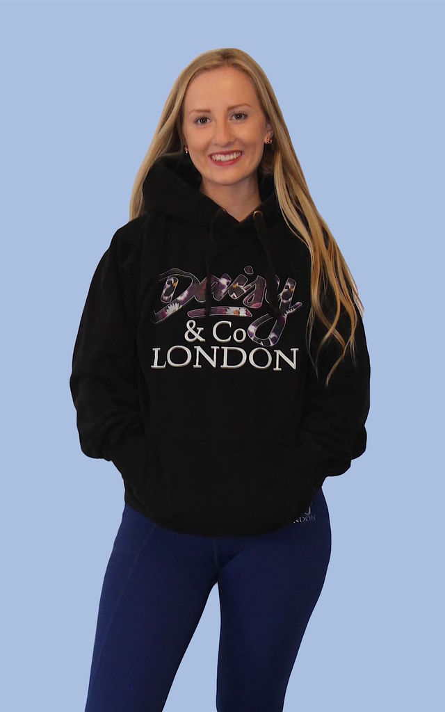 Daisy & Co London Oversized Hoodie by Daisy & Co London