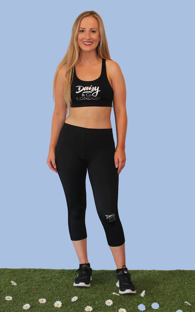 Daisy & Co London Black Leggings by Daisy & Co London