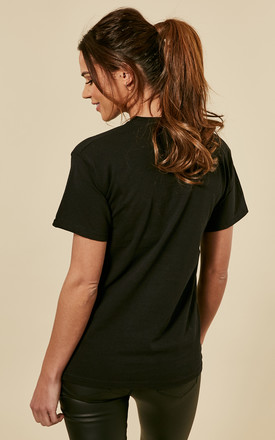 Black Wild One T-Shirt by Love