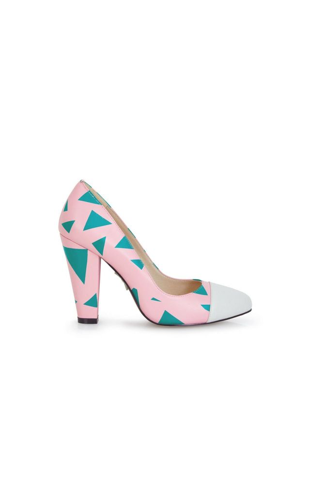 Beaulieu Popsicle High Heels by Yull Shoes