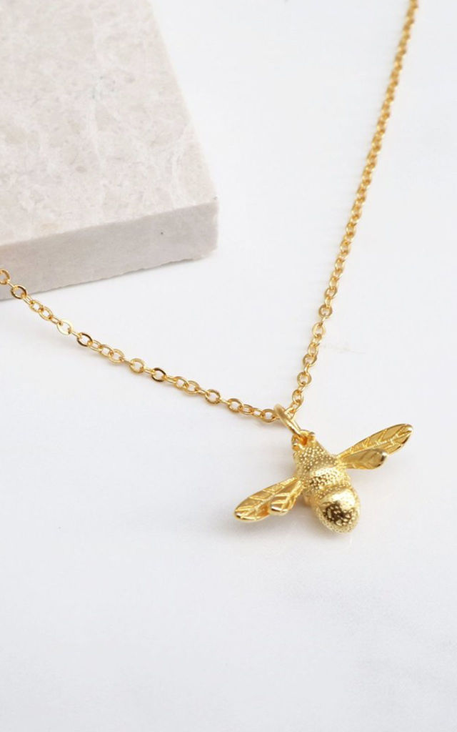 johnlewis online monroe pdp goldcrest bumble yellow gold pendant teeny buyalex bee alex rsp main at tiny