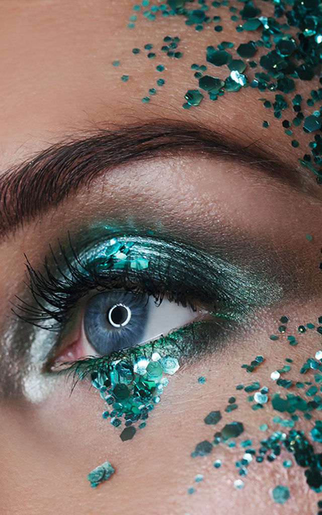 AQUA TRIP BIODEGRADABLE GLITTER by IN YOUR DREAMS