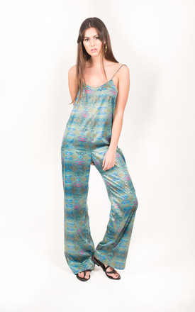 Angie Disco Jumpsuit by Christina Minta