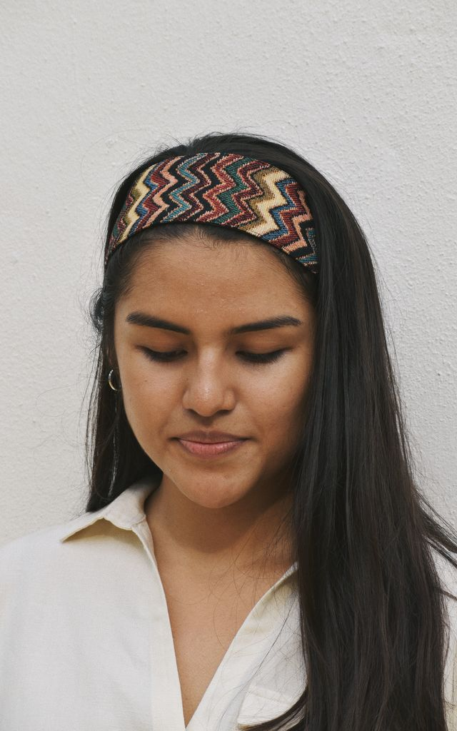 Rosanna Festival Headband by Ararose Clothing