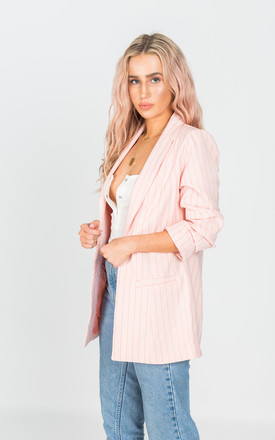 Liberty Baby Pink Jacket by Material Gal