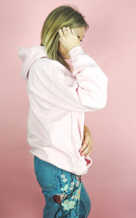 Yes I Like Pina Coladas Hoodie in Pink by Rock On Ruby