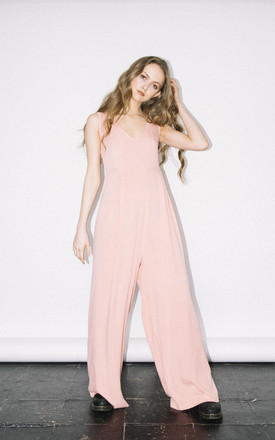 Extra Tencel Jumpsuit by See You Never