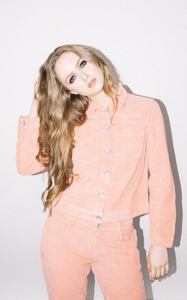 Peachy Cord Jacket by See You Never