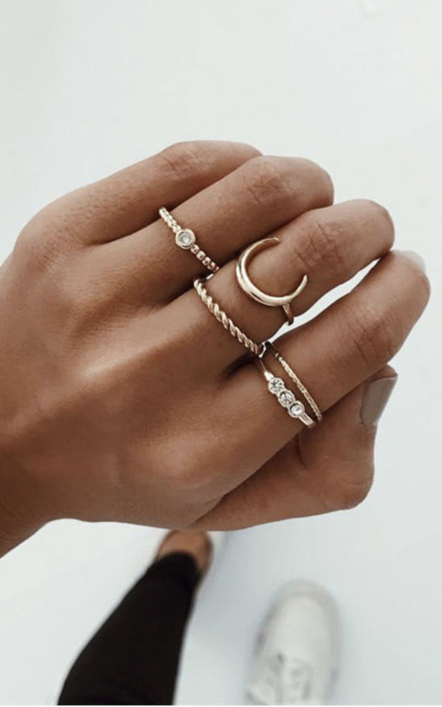 All the stars ring set by Pharaoh London