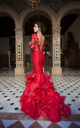 Red Sevillana by Beautiful Boutique