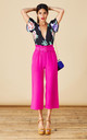 Bronx Trousers in Hot Pink by Dancing Leopard