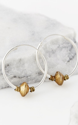 Marrakech Mystique Hoops by Charlotte's Web Product photo