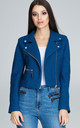 Blue Ramones Jacket by FIGL