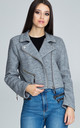 Grey Ramones Jacket by FIGL