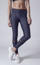 Atlanta leggings in Titanium Grey by Tiny Fish Co