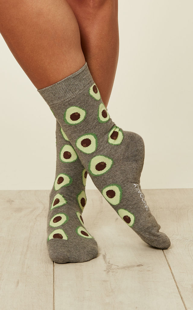 Avocado Socks by Bettina's Kitchen