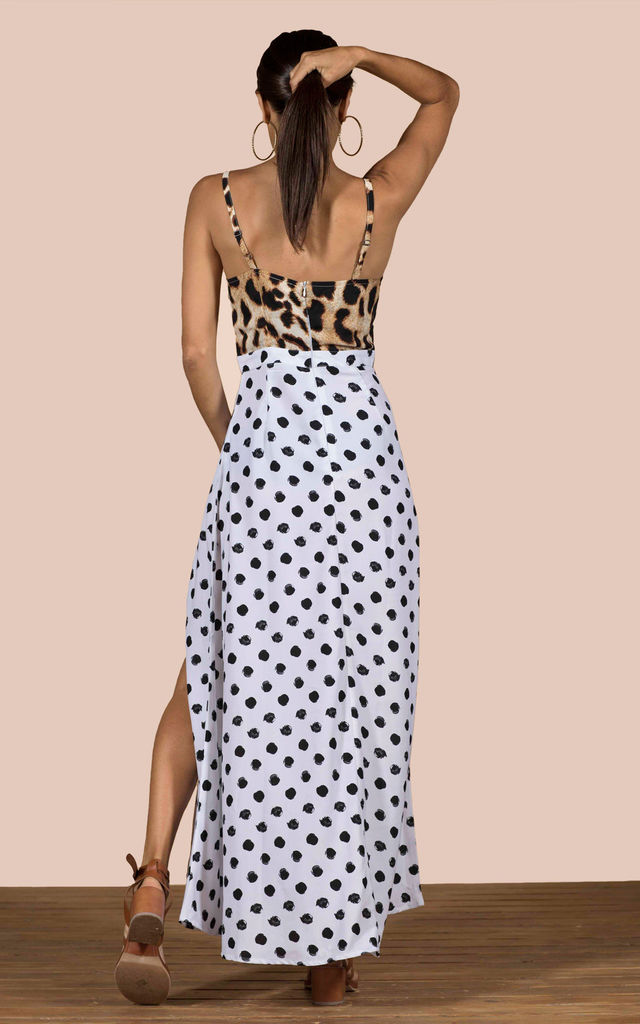 Malibu Dress Dotty and Leopard image