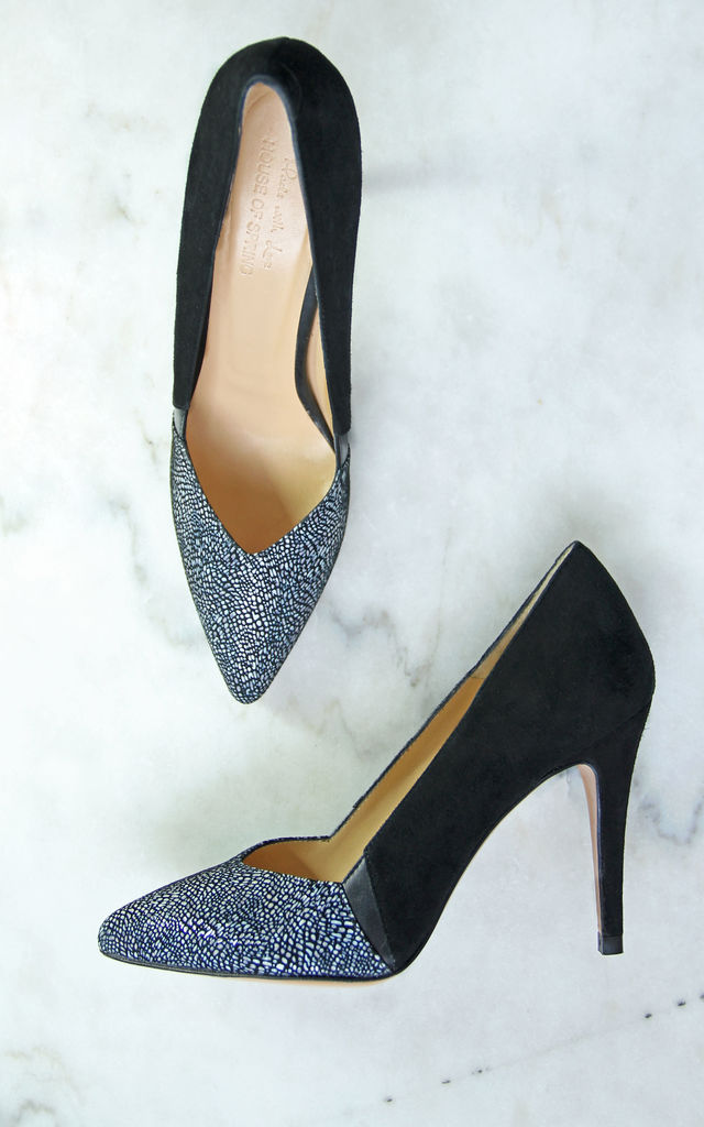 Black Stilettos by House of Spring