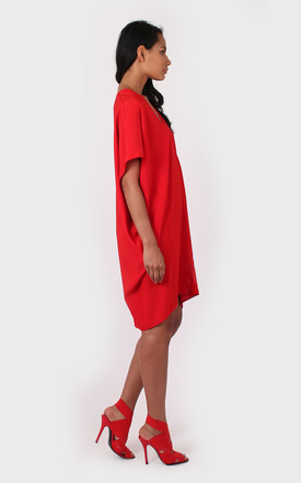 Harry Dress Red by Bullet