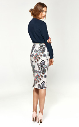 Pencil skirt - pattern by so.Nife