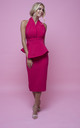 PIPER PENCIL SKIRT IN PINK LUST by Rebecca Rhoades