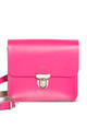 Sofia Crossbody Bag Bright Pink by Gweniss