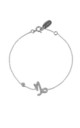 Capricorn Zodiac Bracelet Silver by Latelita London