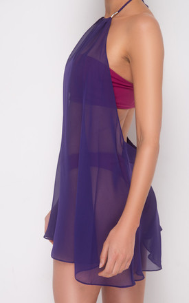 VALENTINA Amethyst Beach Cover Up by AQUALUXE