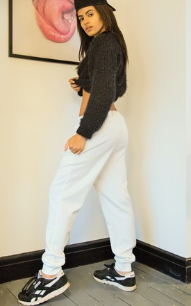 Gold Snow Drop Joggers by ceekit