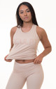 Valour Vest Nude by Sculpt Activewear