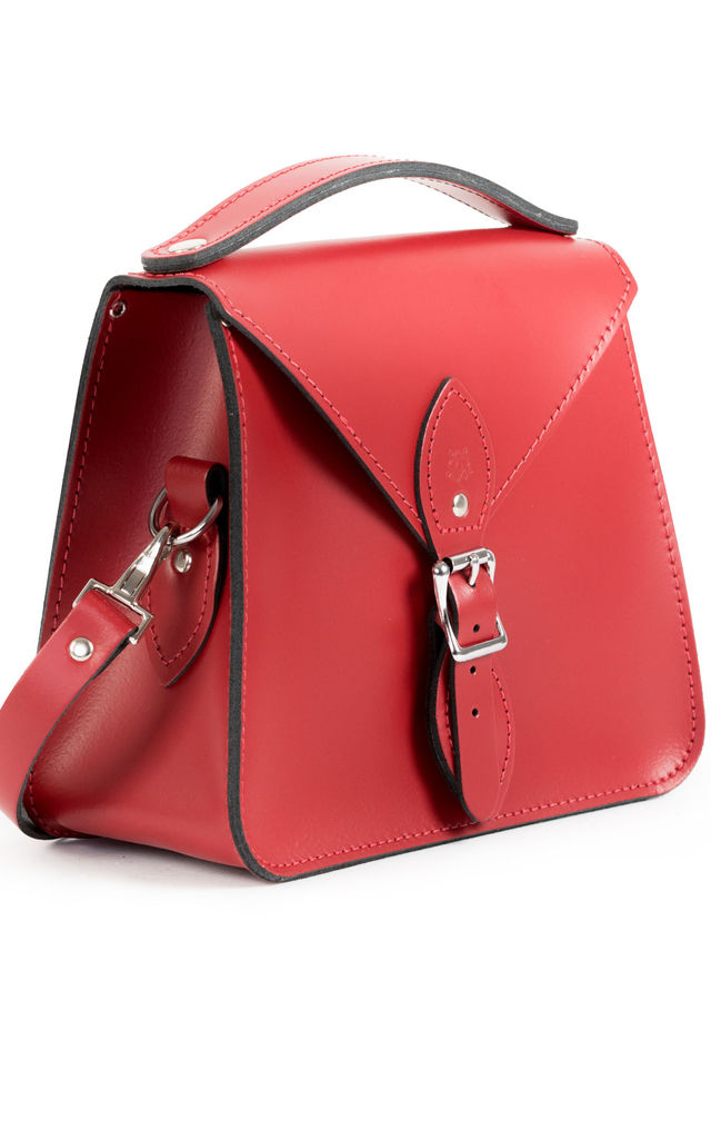 Esme Crossbody Bag Red by Gweniss