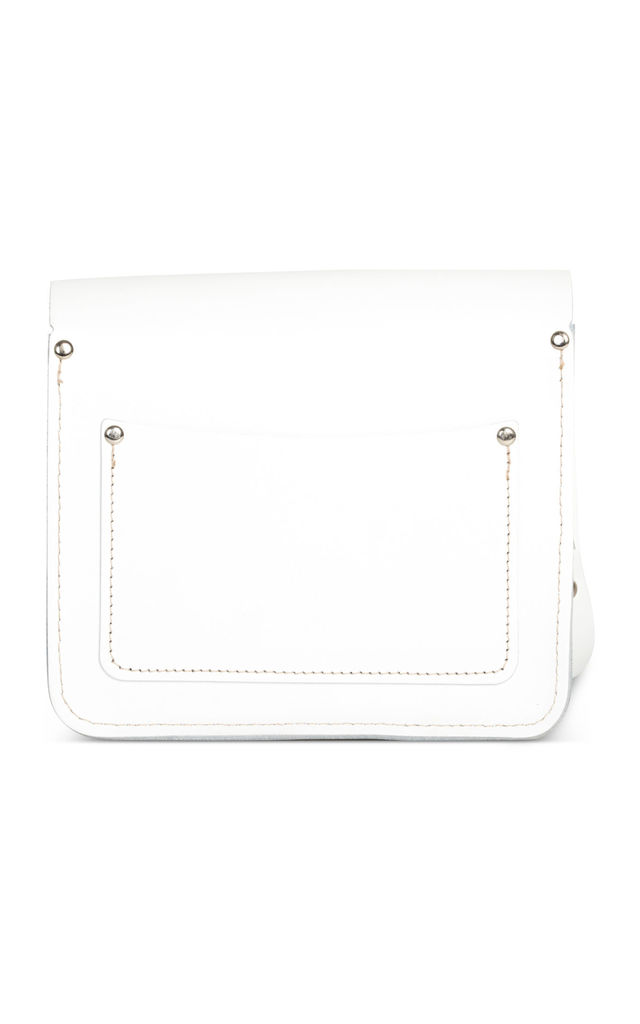Sofia Crossbody Bag White by Gweniss
