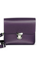 Sofia Crossbody Bag Aubergine by Gweniss